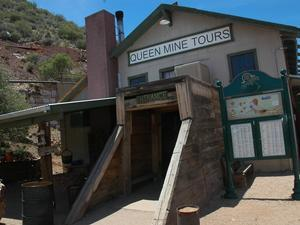 Entering the Mine