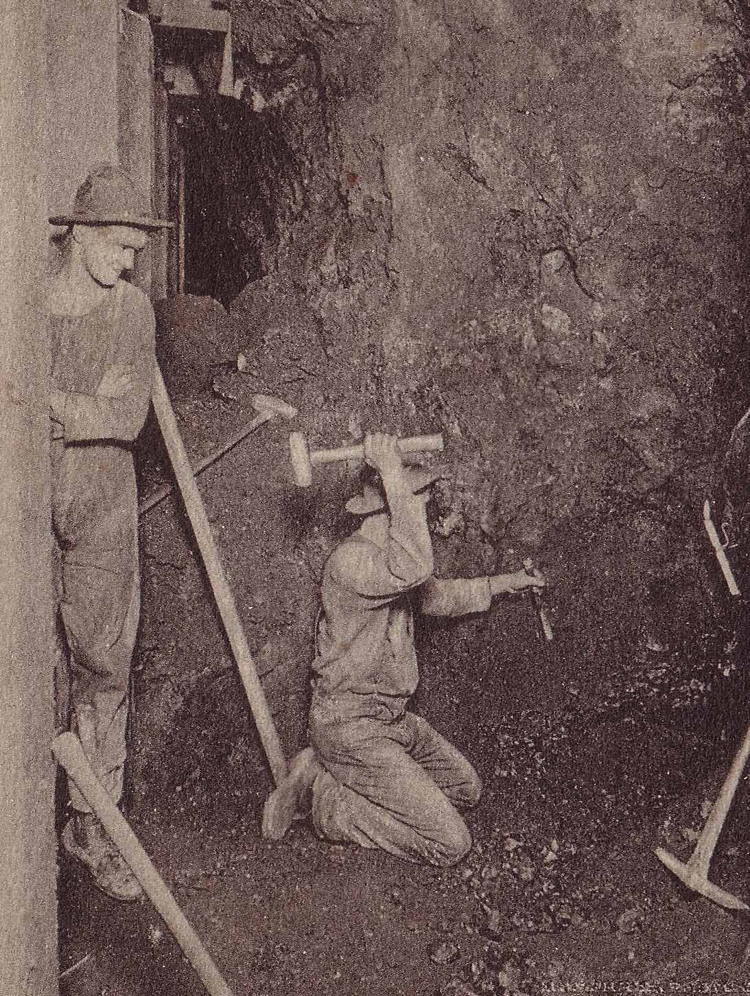 Turn of the Century - Mining for Copper