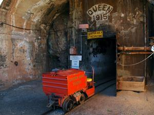 Experience the History of the Mine